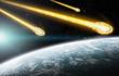 Ba vật thể lạ đang lao về phía Trái đất với tốc độ kinh hoàng