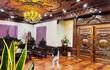 Biệt thự của đại gia Bắc Ninh với nội thất toàn gỗ nguyên khối