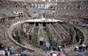 Đấu trường La Mã bị xâm hại không thương tiếc