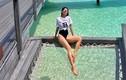 Hồ Ngọc Hà diện monokini khoe chân dài... như kiếm Nhật