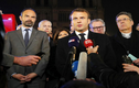 Tổng thống Pháp nói gì sau vụ cháy Nhà thờ Đức Bà Paris?