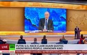 Nhà lãnh đạo Nga Putin nói về chuyện ra tranh cử tổng thống năm 2024