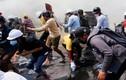200 cảnh sát Myanmar và người thân chạy trốn sang Ấn Độ