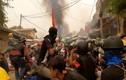 Ảnh mới nhất người biểu tình đụng độ với lực lượng an ninh Myanmar