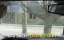 Tuyệt chiêu chống mờ kính lái xe ô tô bằng kem cạo râu