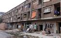 Ảnh: Nhà tiền tỷ bỏ hoang thành nơi ở của lao động nghèo