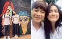 Nhìn lại chuyện tình của Hòa Minzy và bạn trai đại gia Minh Hải