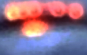 Nhân chứng kể lại lần giáp mặt UFO hình vòng lửa đỏ
