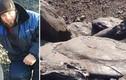 Công nhân khai thác mỏ phát hiện vật thể nghi UFO?