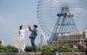 Chuyện tình ngọt ngào của cặp đôi Việt ở xứ sở hoa anh đào