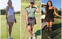 Đọ nhan sắc dàn mỹ nhân nổi loạn của làng golf thế giới