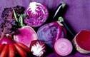7 loại rau củ quả tím chống ung thư, lão hóa