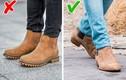 Cách phối giày không lạc mốt, tôn dáng ai cũng làm được