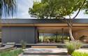 """Nhà một tầng siêu xinh có mái phủ cỏ cực """"ngầu"""""""