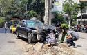 Lái xe Mercedes gây tai nạn kinh hoàng gần sân bay dương tính với ma tuý