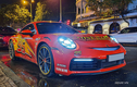 """Porsche 911 Carrera S hơn 7 tỷ, """"khoác áo"""" cực độc tại Sài Thành"""