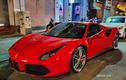Ngắm siêu xe Ferrari 488 Spider tiền tỷ dạo phố đêm Sài Gòn