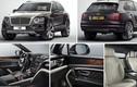 SUV siêu sang Bentley Bentayga có khả năng cá nhân hóa vô biên