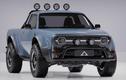 Alpha Wolf - Bán tải điện thiết kế cổ điển, chỉ từ 36.000 USD