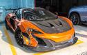 """McLaren 650S Spider Liberty Walk tại Việt Nam """"lột xác"""" dàn áo mới"""