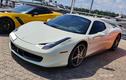 """Ferrari 458 Spider """"độc nhất"""" Việt Nam độ """"nòng"""" IPE gần 200 triệu"""