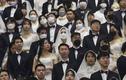Kinh ngạc đám cưới tập thể của 6.000 cặp đôi thời virus corona