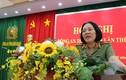 Nữ Thiếu tướng Công an đầu tiên Bùi Tuyết Minh nghi hưu