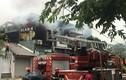 Nổ lớn, cháy dữ dội tại nhà hàng BBQ Plan-K Thảo Điền