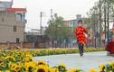 Mùng 1 Tết: Cảnh dễ thương trong khu cách ly TP Chí Linh
