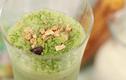 Cách làm sữa đậu nành vị trà xanh ngon lạ