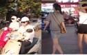 Khác biệt ngày và đêm của thiếu nữ HN trong nắng nóng