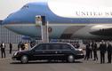 5 chuyên cơ và 800 người hộ tống Tổng thống Mỹ đến Việt Nam