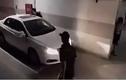 Cô gái thông minh khiến 2 tên trộm ô tô hoảng hồn