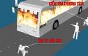 Những cách thoát hiểm khi ô tô gặp nạn
