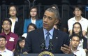 Clip Tổng thống Obama nhắc đến Sơn Tùng trong bài phát biểu