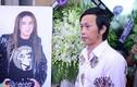 Hoài Linh đi xe ôm đến viếng đám tang Minh Thuận