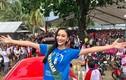 Nhiều thành tích đáng nể, liệu Hà Thu có đăng quang Miss Earth?