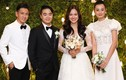 Vợ chồng Lê Thúy, Đỗ An dự lễ cưới của người mẫu Tuyết Lan