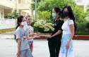 Hồng Nhung và hai con trở về nhà, kết thúc 14 ngày cách ly