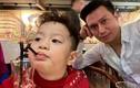 Việt Anh chia sẻ ảnh bên con trai, vợ cũ vui vẻ bình luận