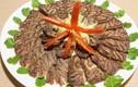 Trổ tài làm món bắp bò ngâm mắm ngon tuyệt ăn Tết