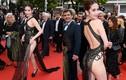 """Những pha """"lộ hàng"""" hớ hênh trên thảm đỏ Cannes"""