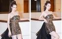 """Phong cách thời trang cực gợi cảm của nữ giám khảo cuộc thi hoa hậu """"chui"""""""