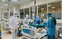 Bệnh nhân 91 vẫn dương tính với SARS-CoV-2 và viêm phổi do nấm