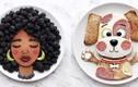 """Những đĩa đồ ăn độc đáo """"cực cool"""" của họa sĩ khiến bạn không nỡ ăn"""