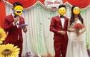 """Cô dâu bàng hoàng phát hiện chú rể mặc đồ đôi với """"người đàn ông lạ"""" ngay trong hôn lễ"""