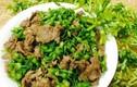 Cách làm món hoa thiên lý xào thịt bò thơm mát, ngọt bùi