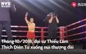 Video: Đại sư Thiếu Lâm hạ knock-out đối thủ trong 47 giây