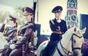 Trang phục đẹp ấn tượng của đội nữ kỵ binh Bạch Mã Nga
