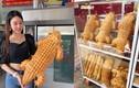 """""""Giải mã"""" món bánh mì cá sấu khổng lồ gây sốt mạng xã hội"""